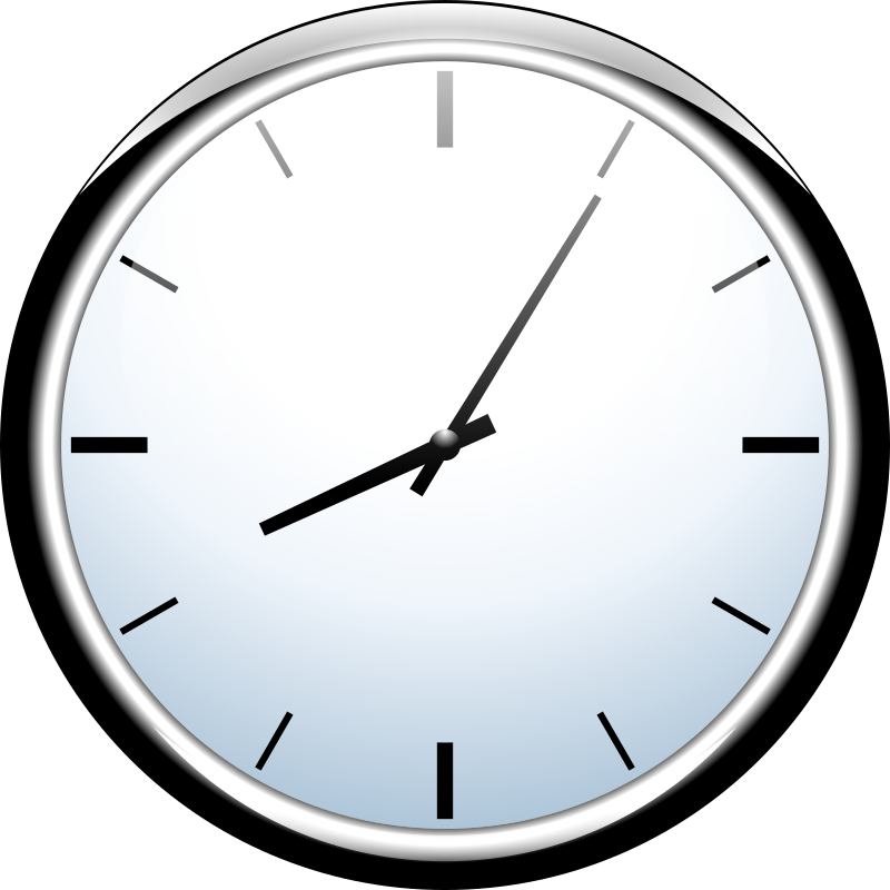 Clock + Calendar by rihard - Clock shaded.