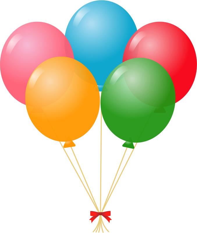 Clipart Balloons Symbol