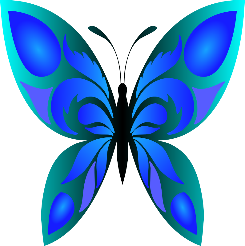 clipart butterfly 34  colour 5 butterfly clipart images scenic butterfly clipart images scenic
