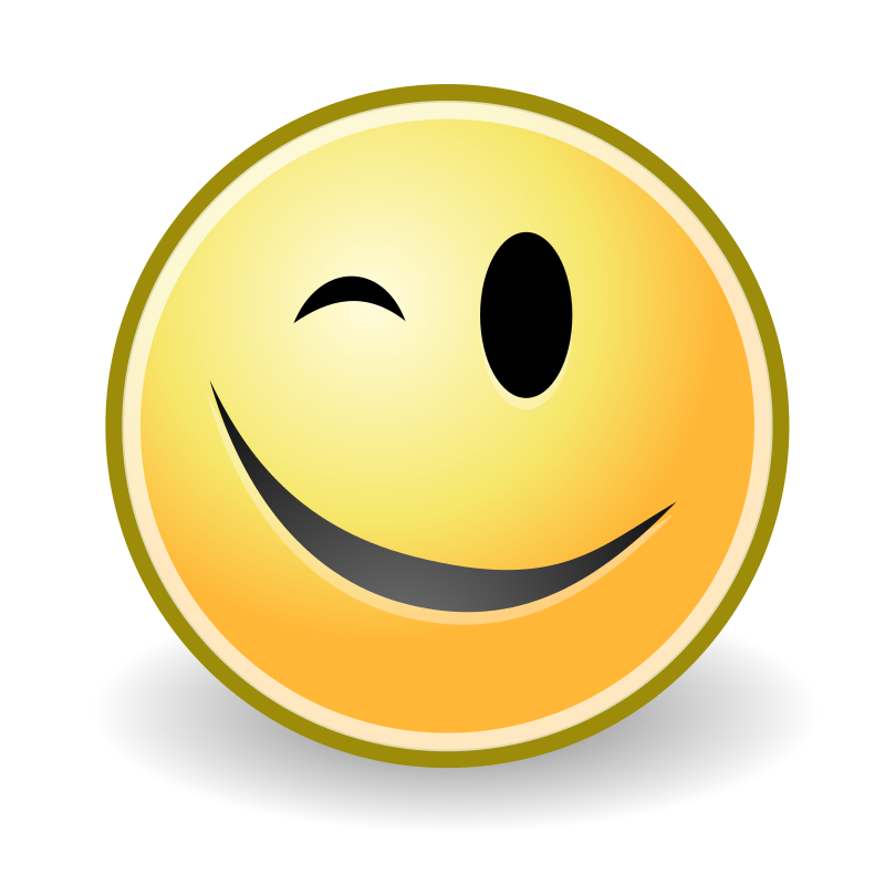 Winking Smiley Face Images - Reverse Search