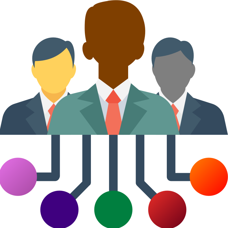 Clipart Business People Remix