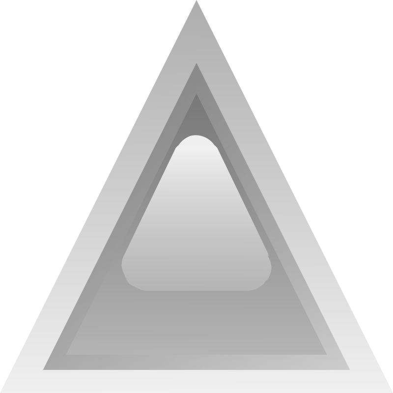 led triangular grey by Anonymous - Glossy button by Jean-Victor Bain. From OCAL 0.18 release.