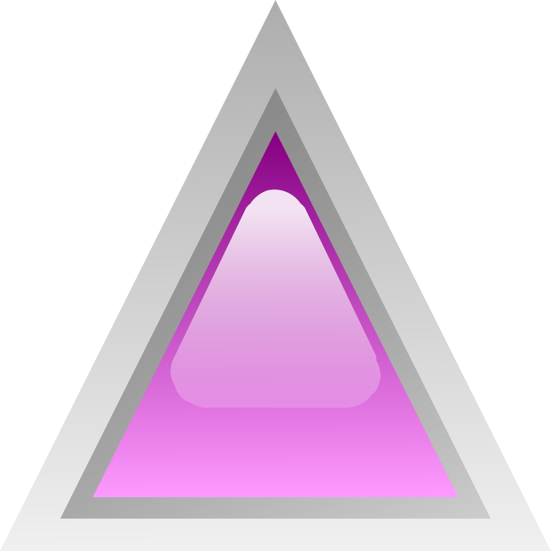 led triangular purple by Anonymous - Glossy button by Jean-Victor Bain. From OCAL 0.18 release.