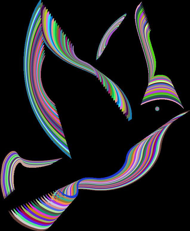 clipart stylized bird clip art rainbow 58271 clip art rainbow free