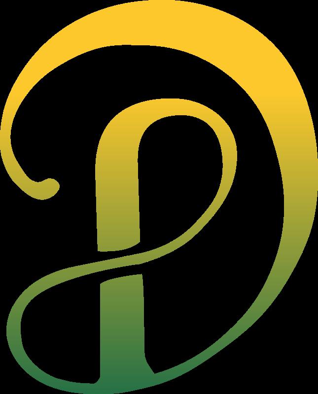 Clipart Alphabet 19 D
