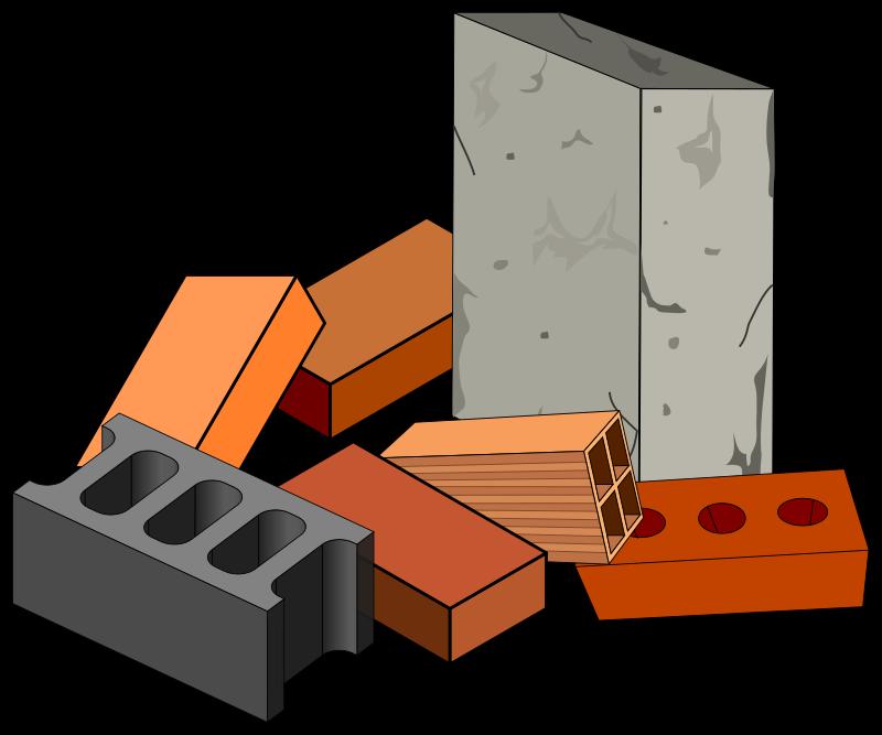 Clipart Building Materials