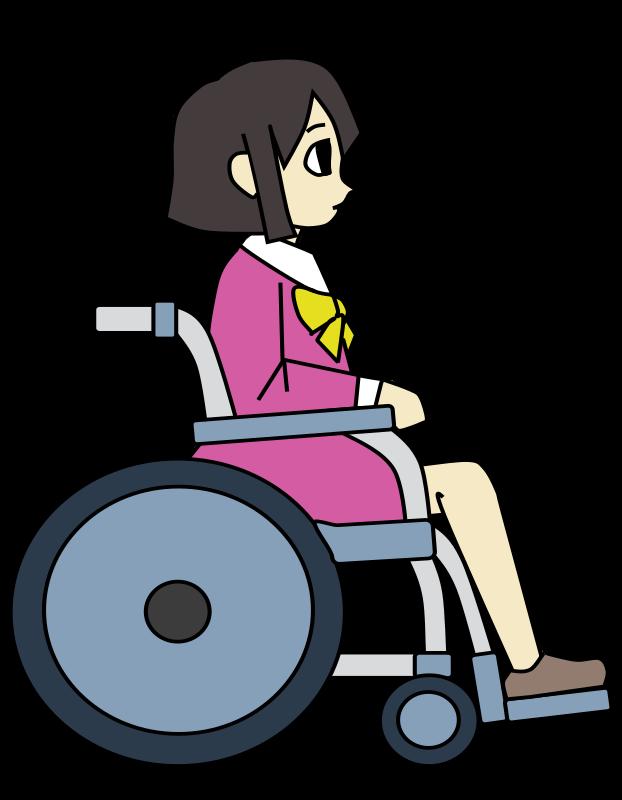 clipart wheelchair girl colour wheelchair clipart equal housing wheelchair clipart playing with kids