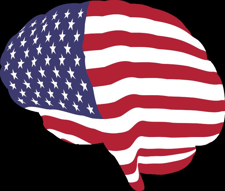 clipart american brain status clip art state clip art free