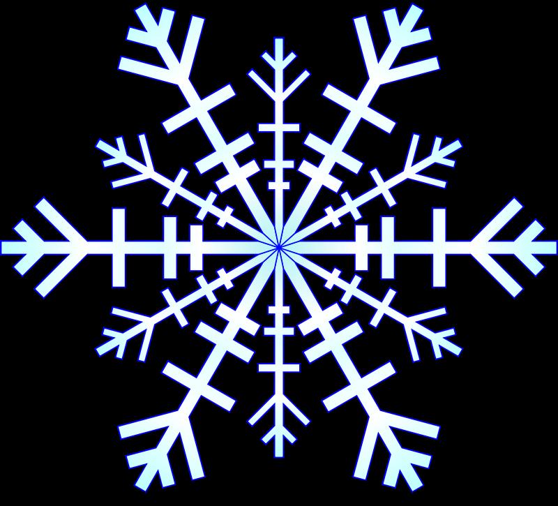 clipart lightblue snowflake with shadow snow clipart cute snow clip art border
