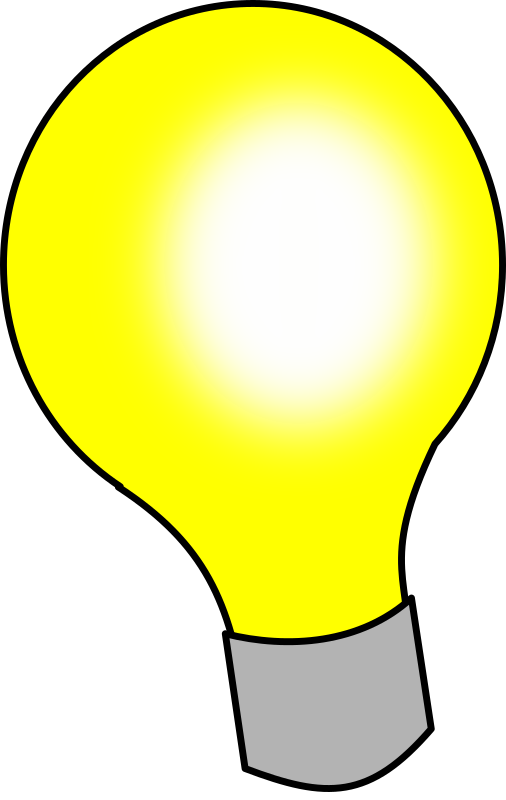 yellow led clipart - photo #30