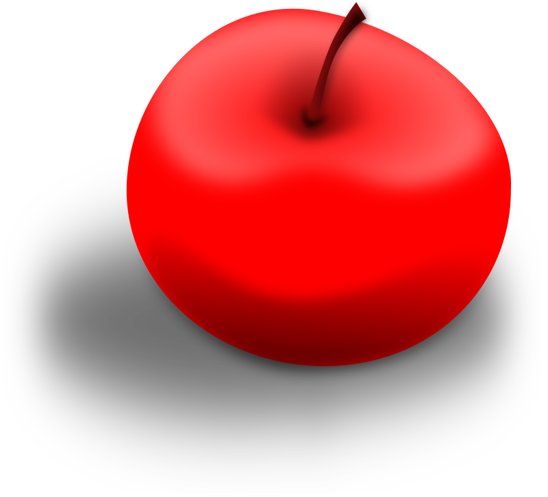 Apple Red by valessiobrito -