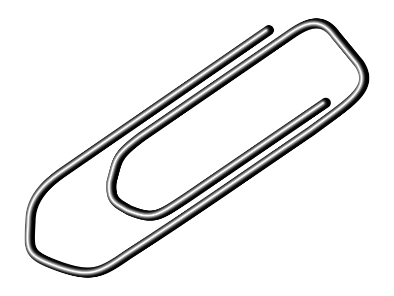 the paper clip What is the real origin of the paper clip who is responsible of this little invention find out why it is a norwegian symbol of patriotism with openmind.