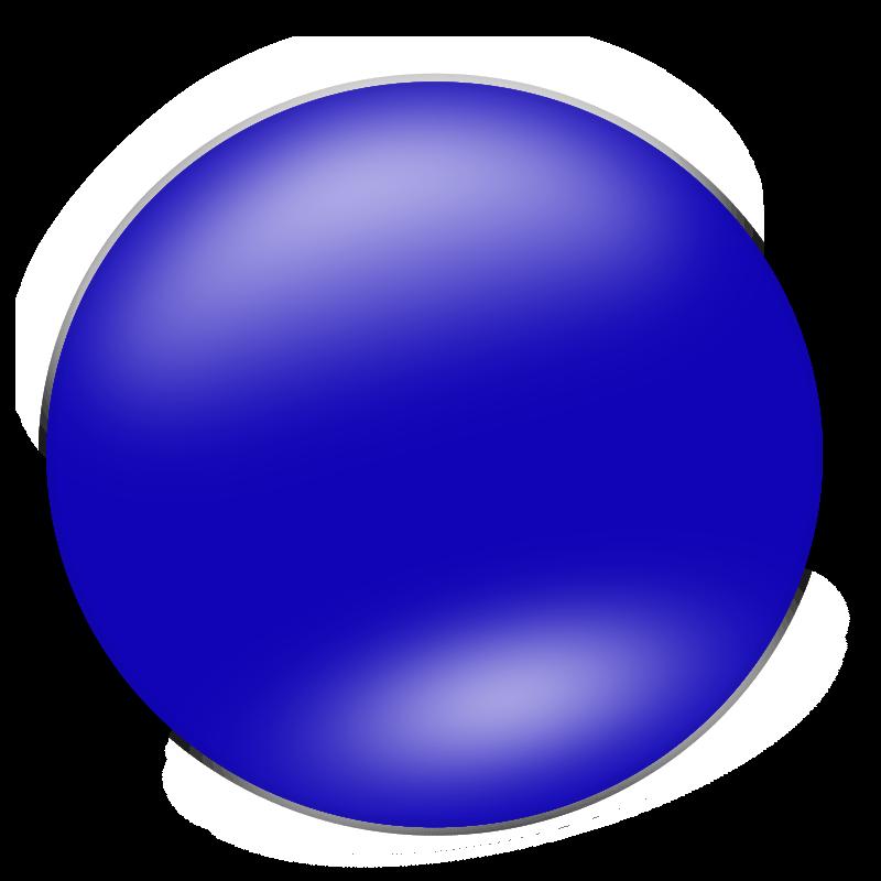 blue circle clip art - photo #30