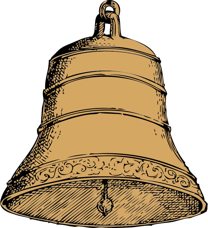 old bell by johnny_automatic - an old bell illustration from an old sheet music cover http://scriptorium.lib.duke.edu:80/dynaweb/sheetmusic/
