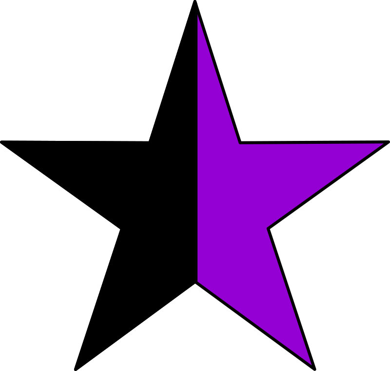 Anarcha-feminism by Andy_Gardner - A symbol for anarcha-feminism drawn on Inkscape.