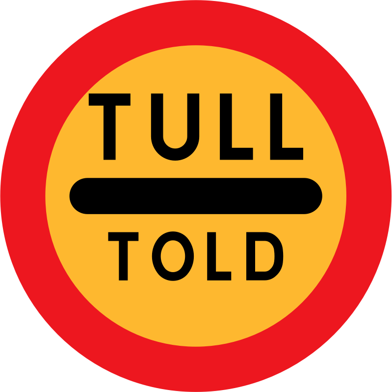tull / told sign by ryanlerch