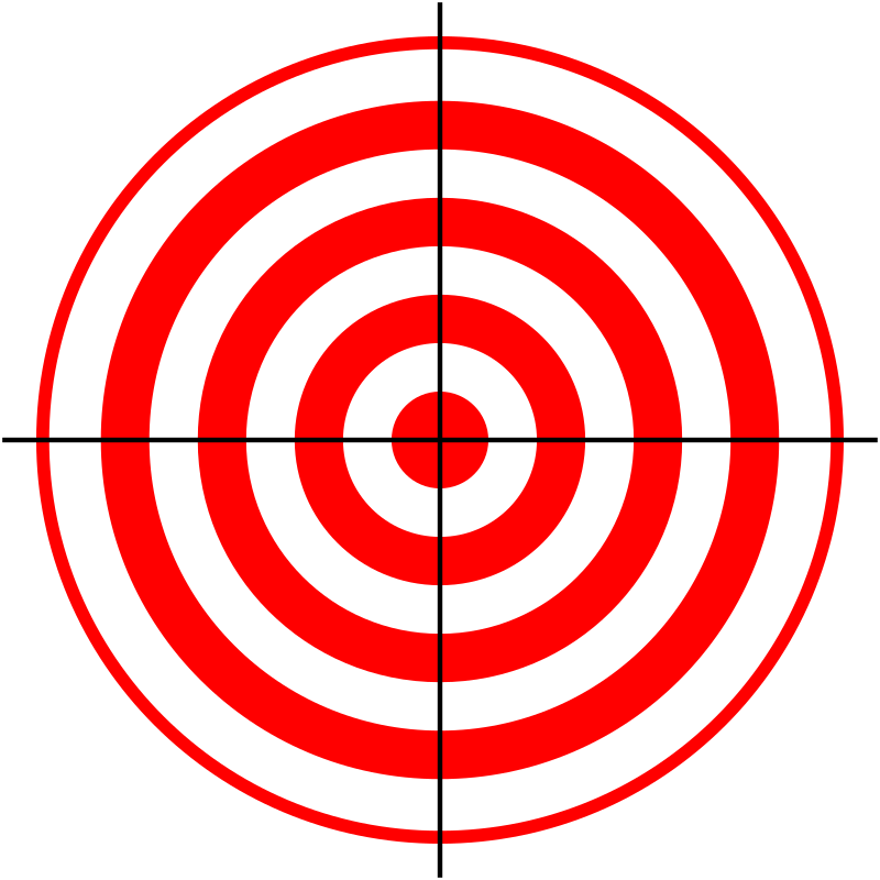 clipart of target - photo #25