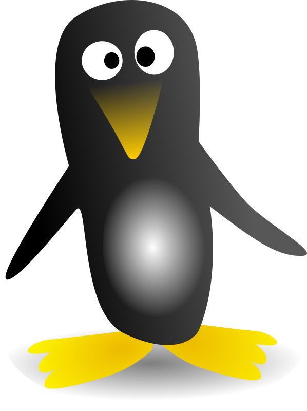 Penguin by Nicosmos - A funny penguin ...