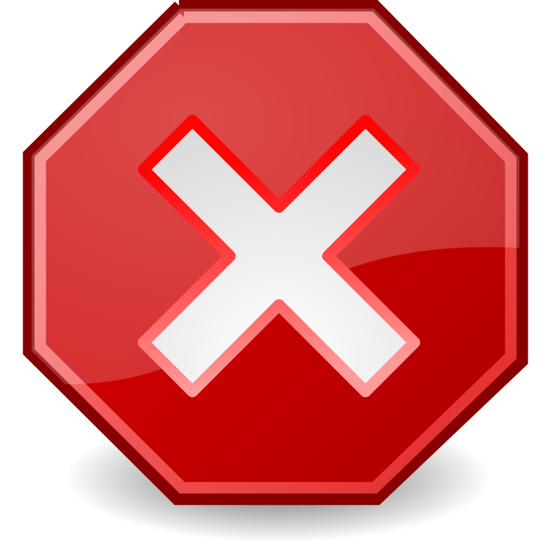 "tango process stop by warszawianka - ""Process stop"" icon from <a href=""http://tango.freedesktop.org/Tango_Desktop_Project""> Tango Project </a> 