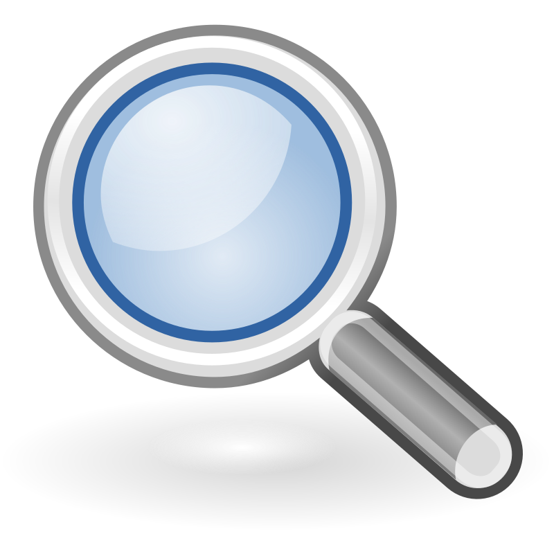 "tango system search by warszawianka - ""Search"" icon from <a href=""http://tango.freedesktop.org/Tango_Desktop_Project""> Tango Project </a> 