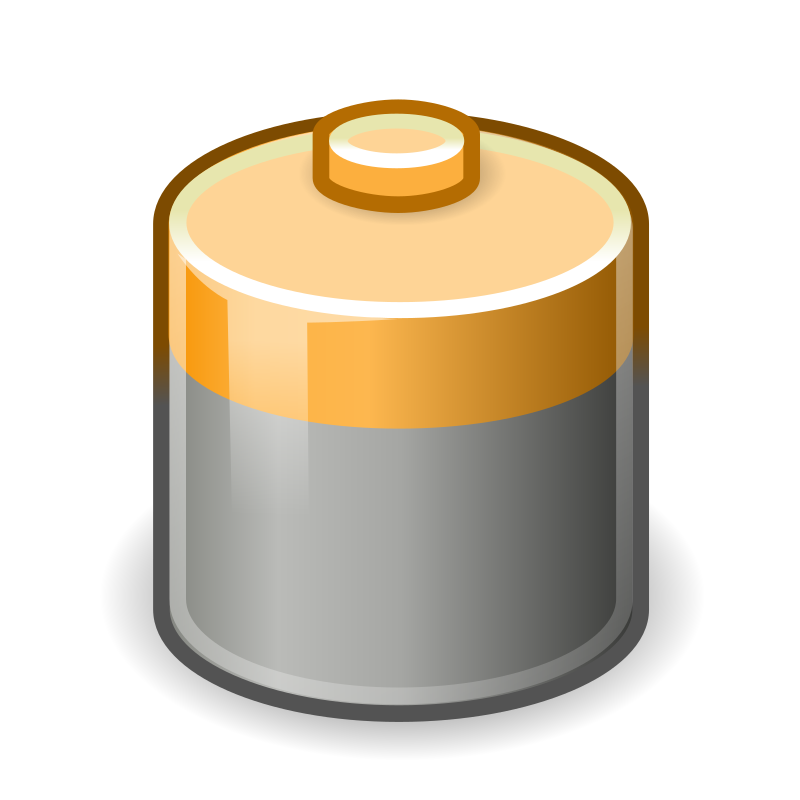 "tango battery by warszawianka - ""Battery"" icon from <a href=""http://tango.freedesktop.org/Tango_Desktop_Project""> Tango Project </a> 
