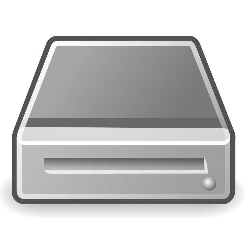 "tango drive removable media by warszawianka - ""Removable media"" icon from <a href=""http://tango.freedesktop.org/Tango_Desktop_Project""> Tango Project </a> 
