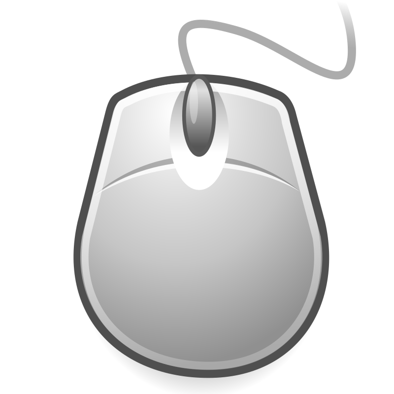 "tango input mouse by warszawianka - ""Mouse"" icon from <a href=""http://tango.freedesktop.org/Tango_Desktop_Project""> Tango Project </a> 