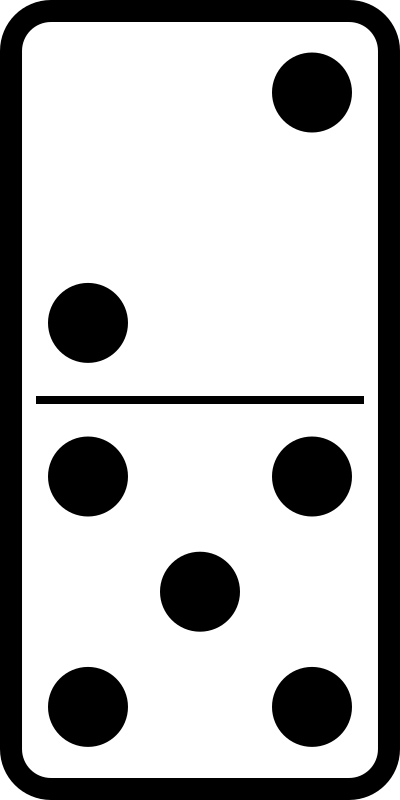 domino set 16 by molumen