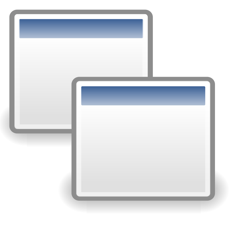 "tango preferences system windows by warszawianka - ""Windows"" icon from <a href=""http://tango.freedesktop.org/Tango_Desktop_Project""> Tango Project </a> 