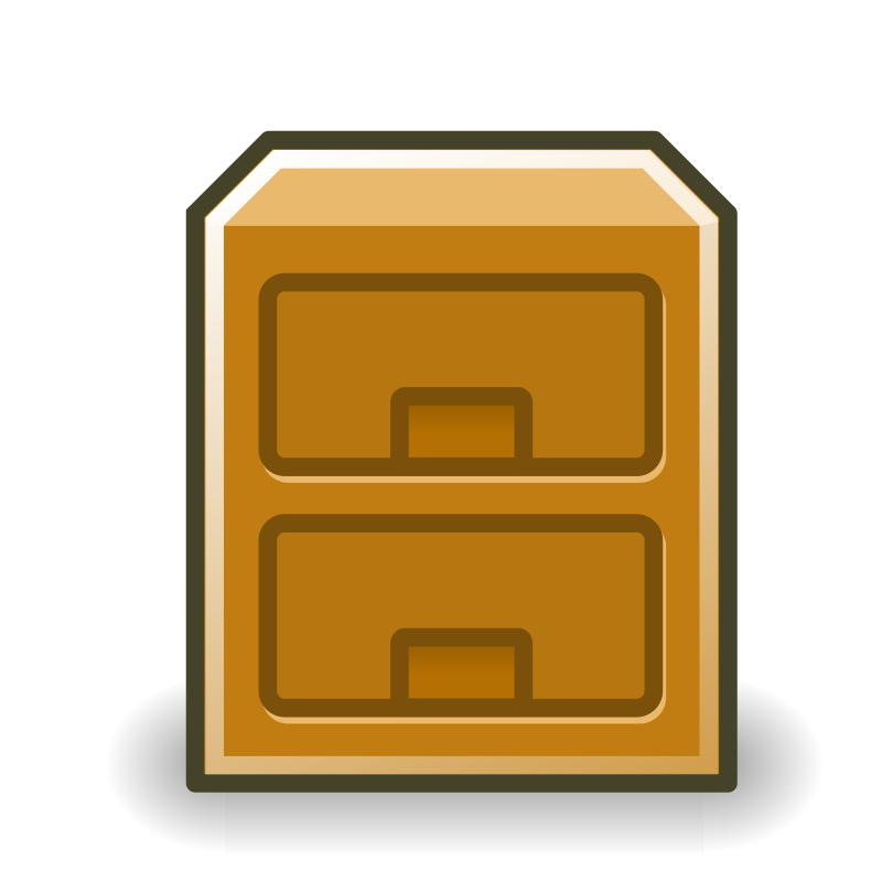 "tango system file manager by warszawianka - ""File manager"" icon from <a href=""http://tango.freedesktop.org/Tango_Desktop_Project""> Tango Project </a> 