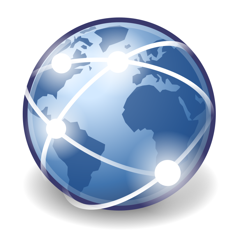 "tango applications internet by warszawianka - ""Internet"" icon from <a href=""http://tango.freedesktop.org/Tango_Desktop_Project""> Tango Project </a>  <br><br> Since version 0.8.90 Tango Project icons are Public Domain: <a href=""http://tango.freedesktop.org/Frequently_Asked_Questions#Terms_of_Use.3F""> Tango Project FAQ </a>"