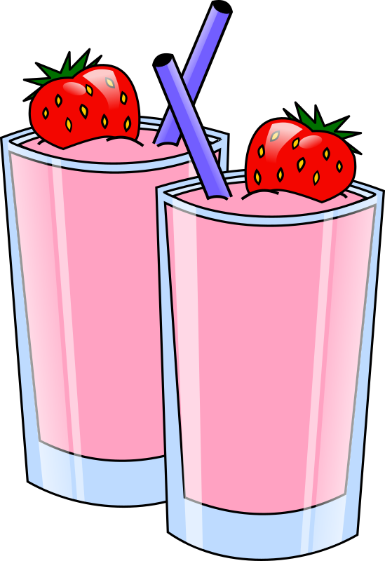 strawberry smoothie by SRD - Yummy strawberry smoothie!