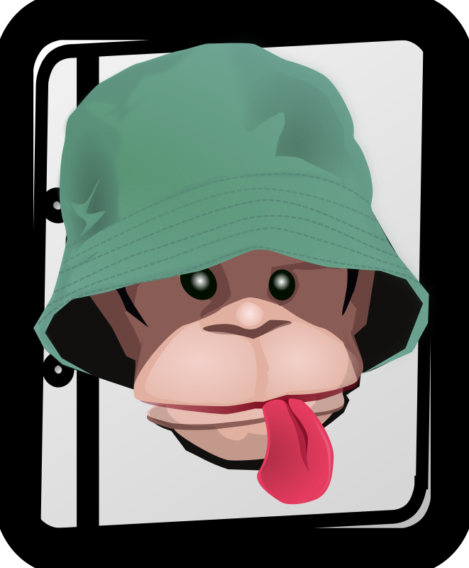 G-Monkey by edsonsantos