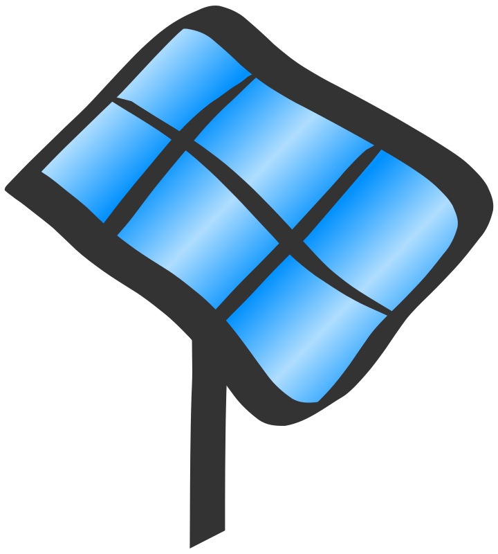 Solar Tracker by erlandh - Solar tracker icon.