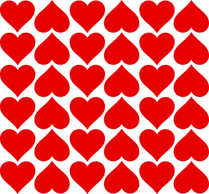 heart tiles by Anonymous - Graphics by Jon Phillips. From OCAL 0.18 release.