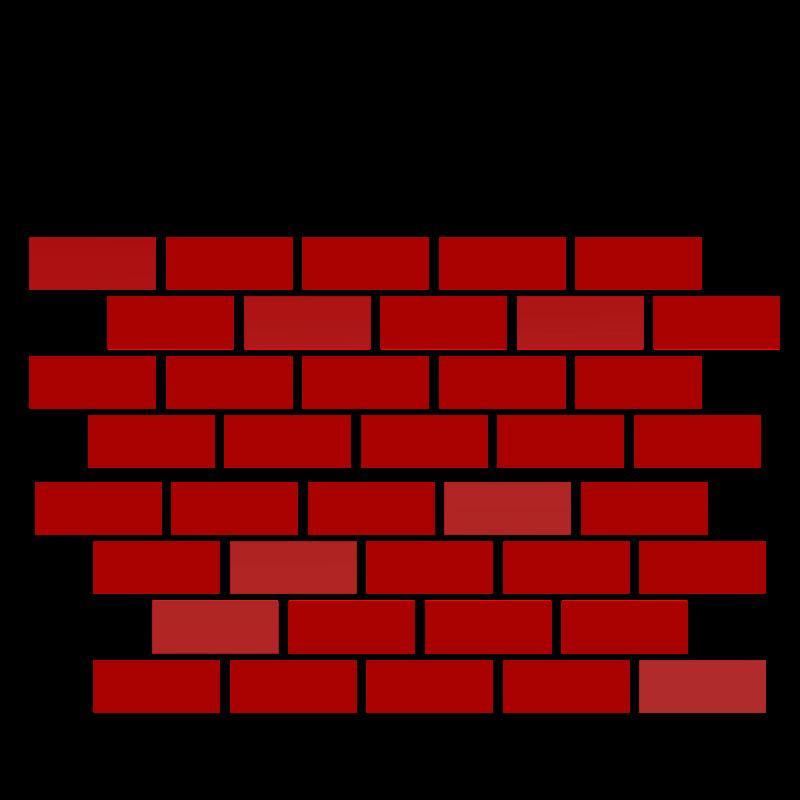Clipart - Bricks