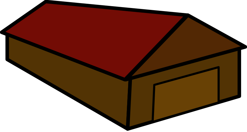 Clipart Perspectival House