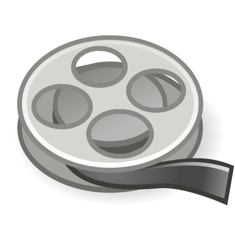 tango video x generic by warszawianka - An icon from Tango Project. Since version 0.8.90 Tango Project icons are Public Domain.