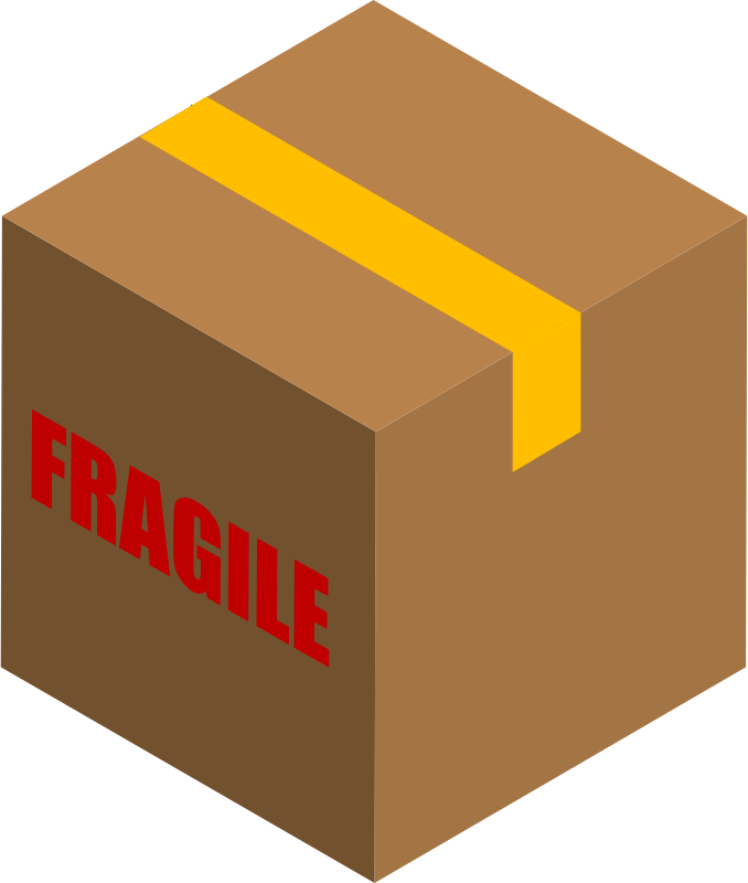 Fragile by aledone