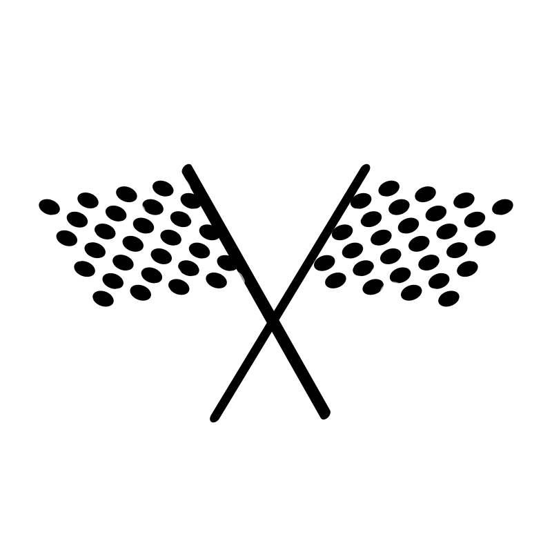 клетчатый флаг