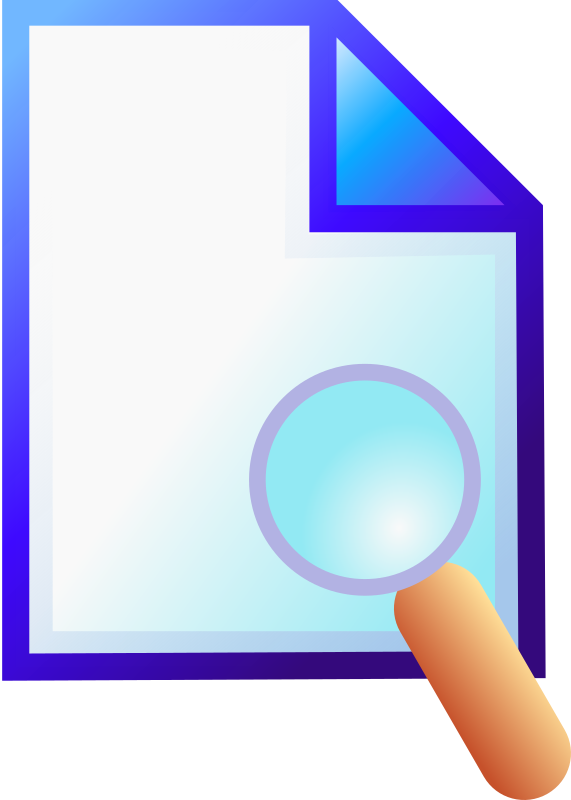 Print Preview by mightyman - Print preview icon with magnifier.