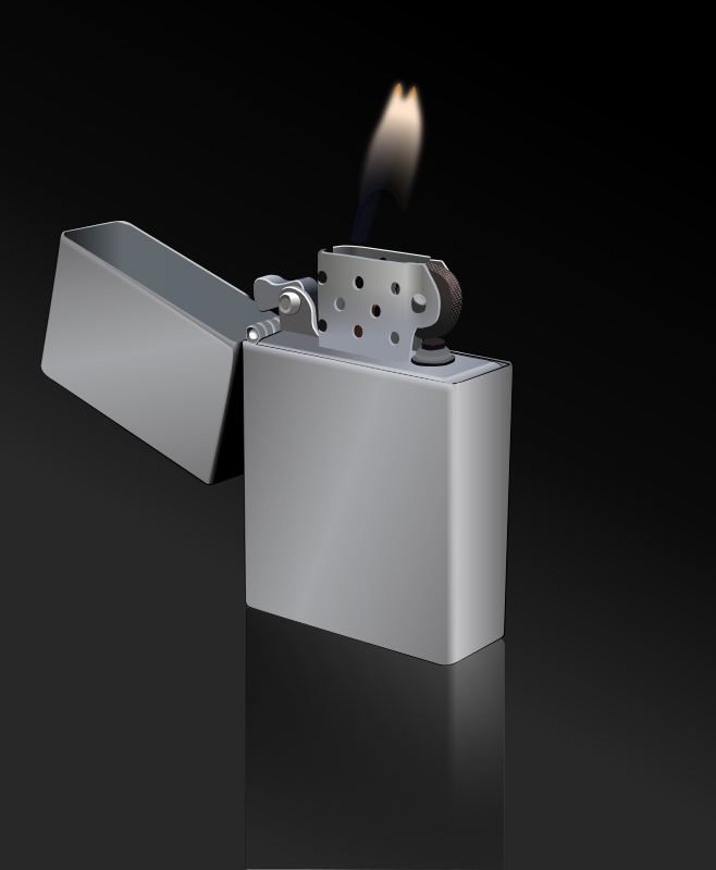 zippo by webmichl - just a simple zippo...