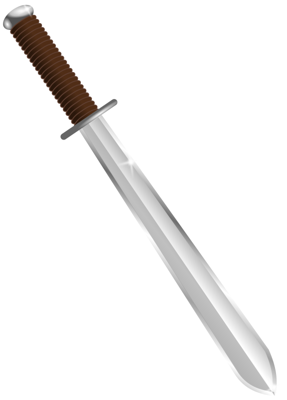 sword by ryanlerch - a simple remix of chrisdesign's sword without the background and the shadow.