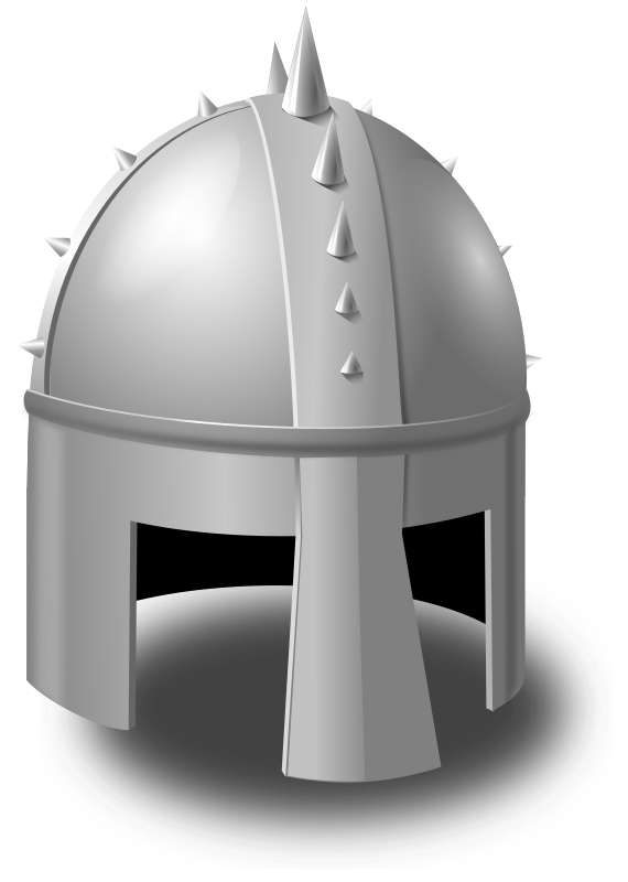 Knighthelmet by Chrisdesign - The next one for the series.