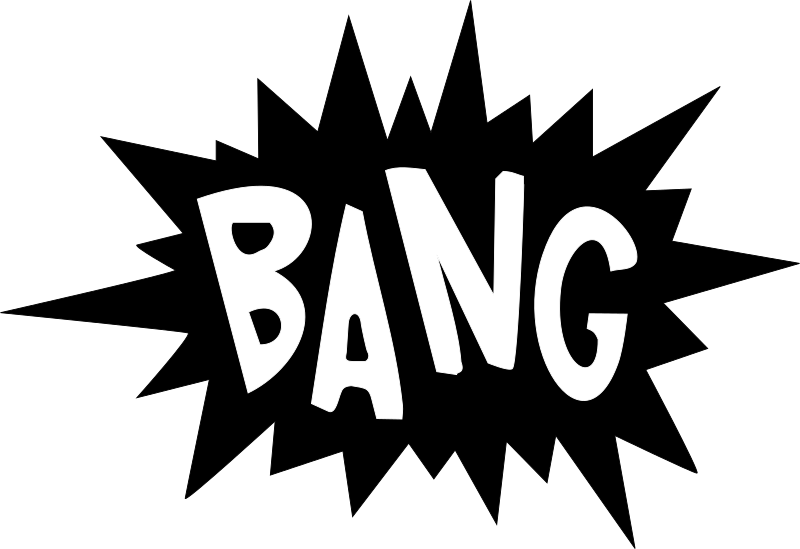 Bang by dominiquechappard -