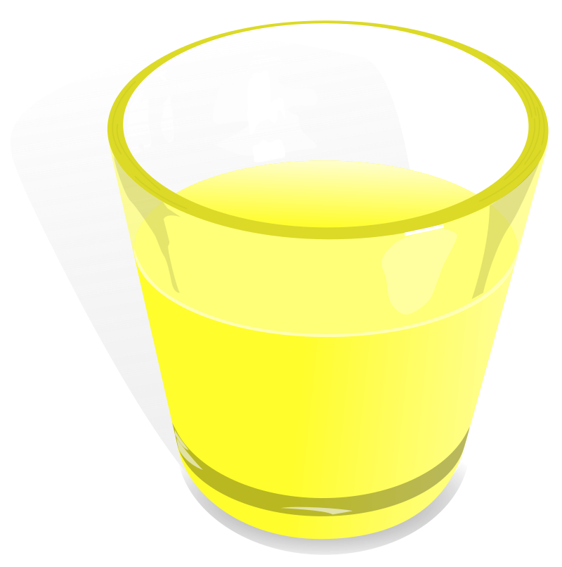 Clipart - Glass (cup)