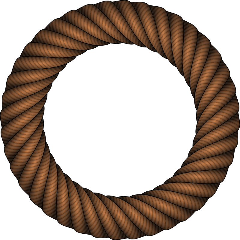 wreath by webmichl - a simple, but nice tiled-clones-experiment