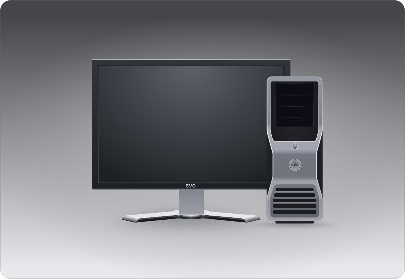 SVG Workstation by Andy