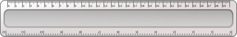 ruler(without URL) by ryanlerch - the ruler by BigRedSmile without the URL