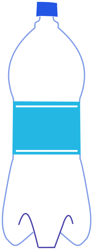 Clipart - bottle